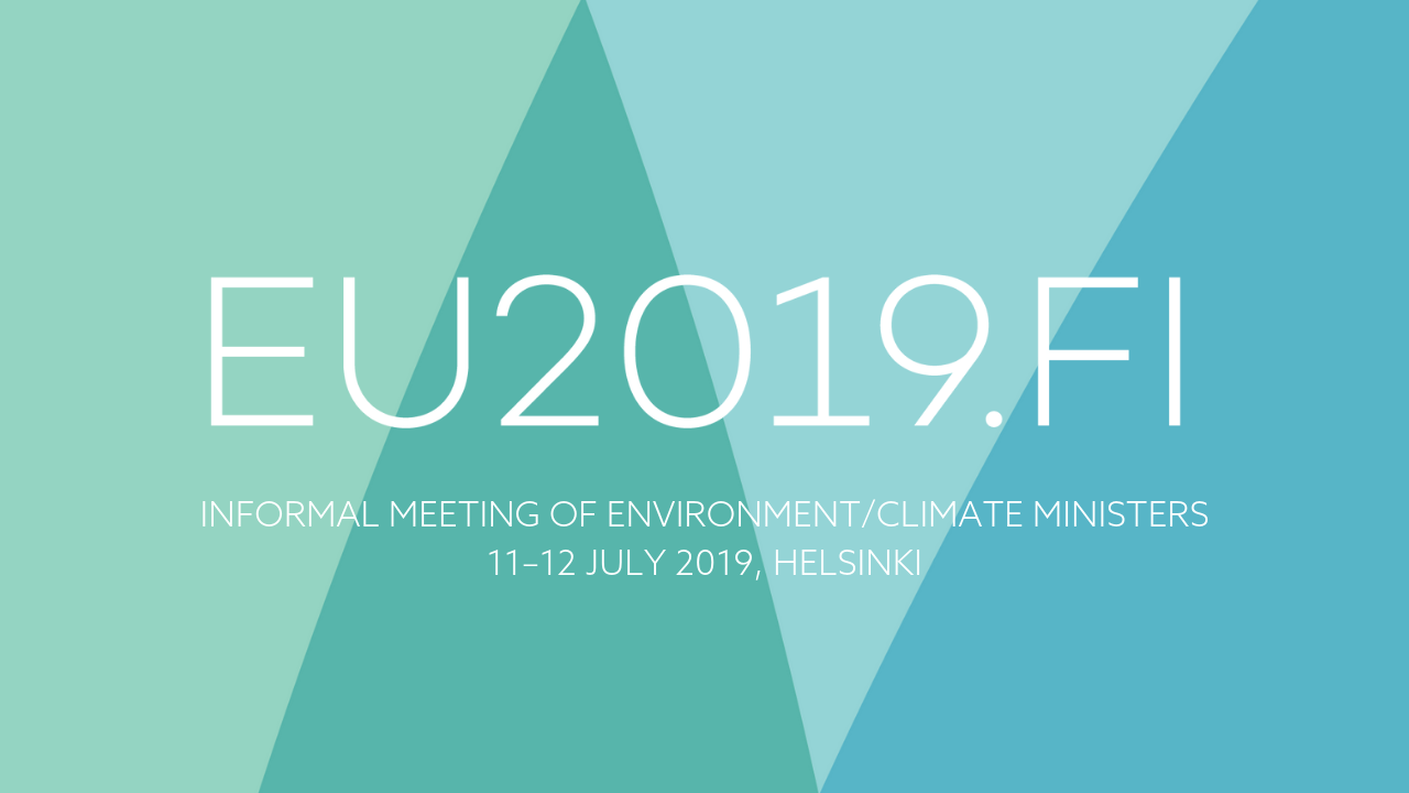 Informal Meeting of Environment/Climate Ministers